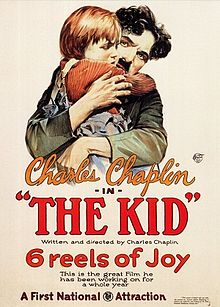 The Kid.  Poster.