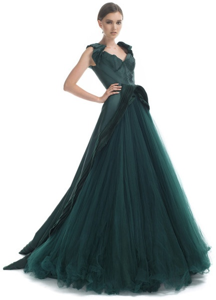 Envious.  Zac Posen, I love you.