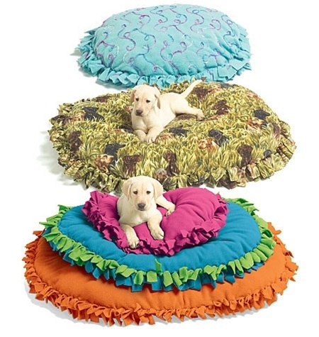 DIY Pet Bed - instructions.