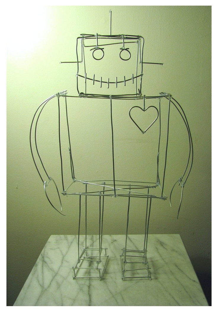 Robot. by ~Ethan-Rucker (on deviant art)