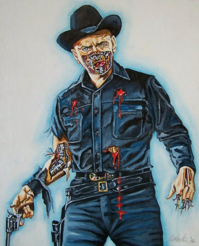 Westworld...by Edwrd984 Deviant Art.  Fantastic! <3