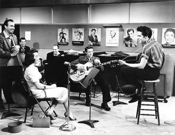 Jailhouse Rock Official Trailer 1  Elvis Presley Movie 1957 HD
