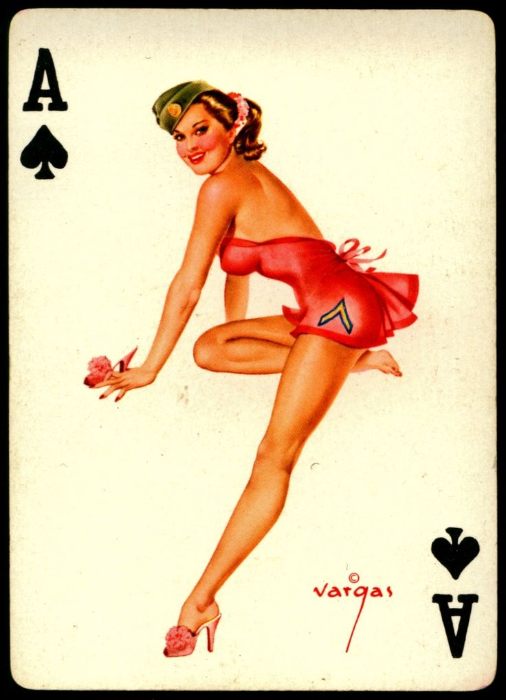 list of poker cards