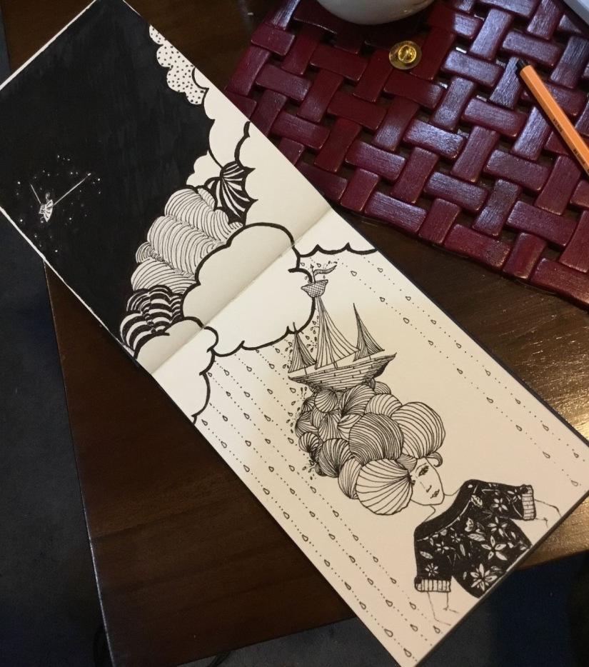 Ruby Canoe Blog - Satellite Gal